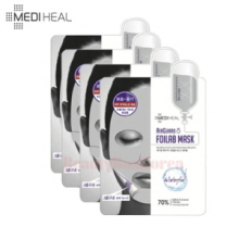 MEDIHEAL Air Guard Foilab Mask 17ml*5ea
