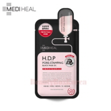 MEDIHEAL H.D.P Pore-Stamping Black Mask EX 25ml
