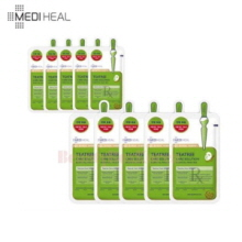 MEDIHEAL Tea Tree Care Solution Essential Mask REX 24ml*10ea