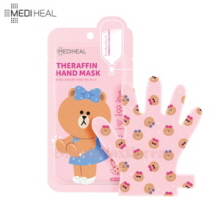 MEDIHEAL Paraffin Hand Mask 7ml*2ea [Line Friends Edition]