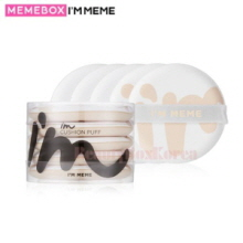 MEMEBOX I'M MEME I'm Cushion Puff 5ea