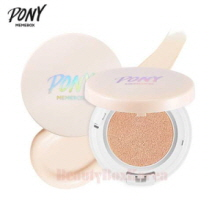 MEMEBOX Pony Shine Easy Glam Blossom Fitting Cushion Foundation 15g*2ea