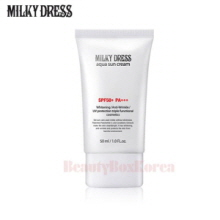 MILKY DRESS Aqua Sun Cream 50ml