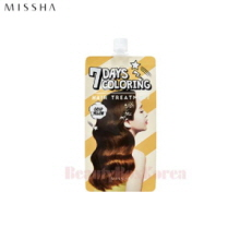 MISSHA 7days Coloring Hair Treatment 25ml