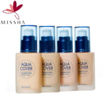 MISSHA Aqua Cover Foundation SPF20 / PA++ 30ml, MISSHA