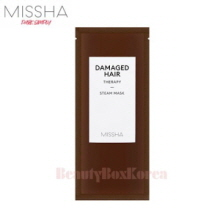 MISSHA Damaged Hair Therapy Steam Mask 45g,MISSHA