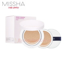 MISSHA Magic Cushion Cover Lasting SPF50+PA+++ 15g*2