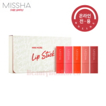 MISSHA Mini More Lipstick Kit 1.2g*5ea [Online Excl.]