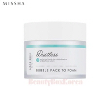 MISSHA Near Skin Dustless Bubble Pack To Foam 90g