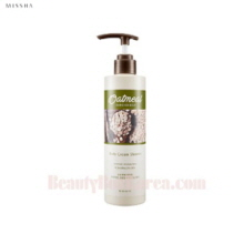 MISSHA Oatmeal Enriched Body Cream Shower 290ml