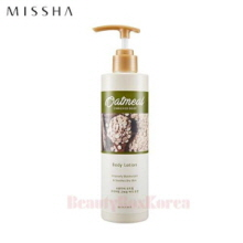 MISSHA Oatmeal Enriched Body Lotion 290ml