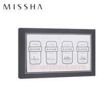 MISSHA Ravoir Perfume Hand Cream Set 30ml*4ea [2018 Dynamic Winter Edition]