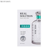 MISSHA Real Solution Tencel Sheet Mask 25g