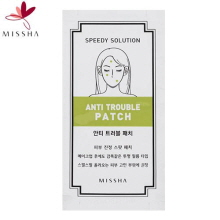 MISSHA Speedy Solution Anti Trouble Patch 1ea, MISSHA