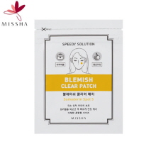 MISSHA Speedy Solution Blemish Clear Patch 24patch, MISSHA