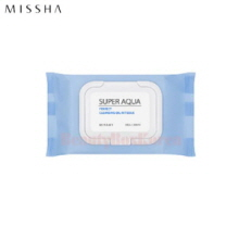 MISSHA Super Aqua Perfect Cleansing Oil In Tissue 30sheets