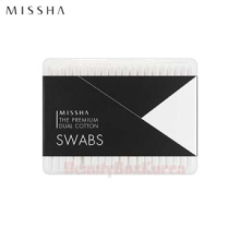 MISSHA The Premium Dual Cotton Swabs 200ea