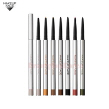 NAKEUP FACE Super Slim Pencil Eye Liner 0.1g