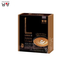 NAMYANG Lookas 9 Double Shot Latte 14.9g*10T