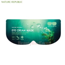 NATURE REPUBLIC Aqua Collagen Solution Marine Hydrogel Eye Cream Mask 8g