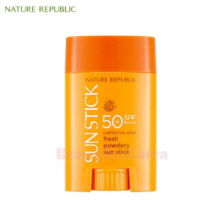 NATURE REPUBLIC Califonia Aloe Fresh Powdery Sun Stick SPF50+ PA++++ 22g