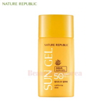 NATURE REPUBLIC California Aloe Aqua Sun Gel SPF50+ PA++++  60ml