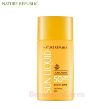 NATURE REPUBLIC California Aloe Sun Liquid SPF50+ PA++++ 50ml
