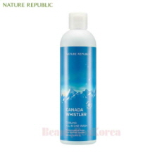 NATURE REPUBLIC Canada Whistler Cooling All In One Wash 300ml