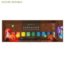 NATURE REPUBLIC Color Waltz Color Pop 7ml*10 [Chocolate Collection]