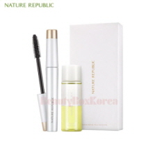 NATURE REPUBLIC Ginseng Royal Silk Mascara & Remover 6g+30ml