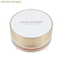 NATURE REPUBLIC Ginseng Royal Silk Powder SPF26 PA+ 27g