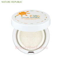 NATURE REPUBLIC Green Derma Mild Kids Sun Cushion SPF50+PA++++ 12ml