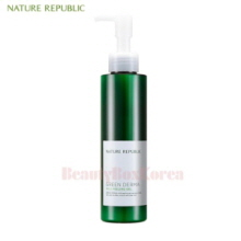 NATURE REPUBLIC Green Derma Mild Peeling Gel 150ml,NATURE REPUBLIC