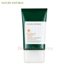 NATURE REPUBLIC Green Derma Mild Sun Cream SPF50+ PA++++ 50ml