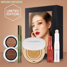 NATURE REPUBLIC Make-Up Look Gold Latte 6items [2017 F/W]