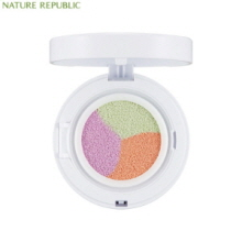 NATURE REPUBLIC Nature Origin Triple Color Tone up Cushion 15g, NATURE REPUBLIC