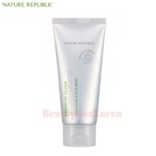 NATURE REPUBLIC Premium Silver Foil Peel Off Pack 70ml