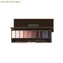 NATURE REPUBLIC Pro Touch Shadow Palette 12g