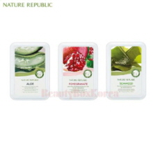 NATURE REPUBLIC Real Fresh Aloe Modeling Mask 55g