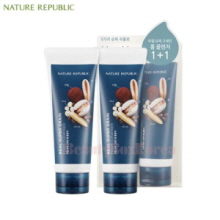 NATURE REPUBLIC Real Super Grain Foam Cleanser 150ml*2ea