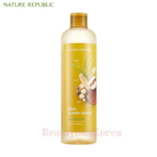 NATURE REPUBLIC Real Super Grain Tea Tree Toner 400ml