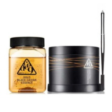 NEOGEN Code 9 Gold Black Caviar Essence & Gold Tox Tightening Pack 250ml+25pcs, NEOGEN