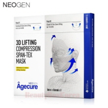 NEOGEN 3D Lifting Compression Span-Tex Mask 12ml+20ml*5ea