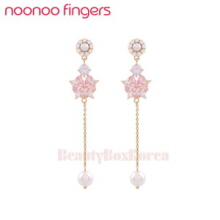NOONOOFINGERS Cherry Mini Blossom Earrings 1pair