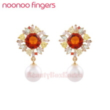 NOONOOFINGERS Dandelion Earrings 1pair