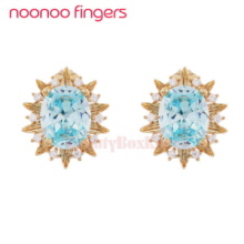 NOONOOFINGERS Kiwano Earrings 1pair