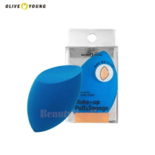 OLIVE YOUNG Make-Up Puff & Sponge 1ea