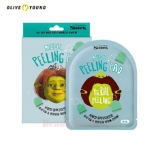 OLIVEYOUNG Dreamworks Fiona Magical Peeling Pad 8ml*5ea