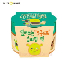 OLIVEYOUNG Dreamworks Frozen Yogurt Sleeping Pack 100ml