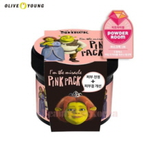 OLIVEYOUNG Dreamworks I'm the Miracle Pink Pack 100g